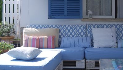 Photo for Charming house to sa Ràpita, perfect relaxation.