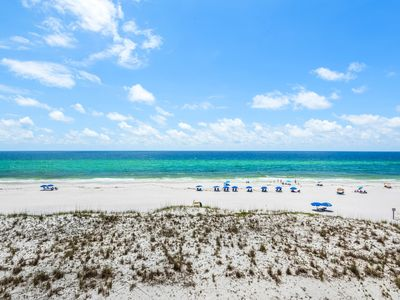 Photo for Sans Souci Gulf Front 3rd Floor Condo! Free Wifi. Swimming Pool.Washer/Dryer