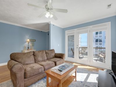 Photo for Come SEA Our Difference...Pet Friendly, 3 Bedroom spacious Condo close to beach and downtown Carolina Beach