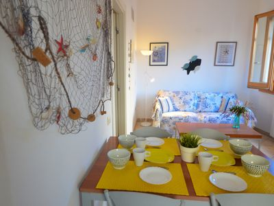 Photo for Levante family apartment on the beach