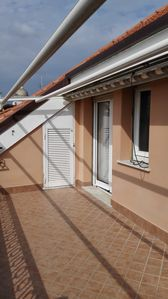 Photo for Apartment near the sea with terraces!