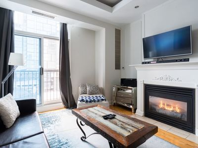 Photo for Urban Chic Downtown 2BR next to Wellesley Subway
