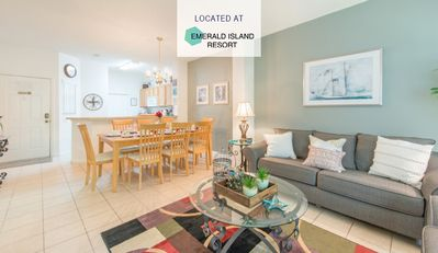 Photo for Holiday Home With Resort Amenities Near Disney!