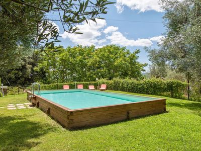 Photo for Cosy Apartment in Perugia - Tavernacce with Swimming Pool
