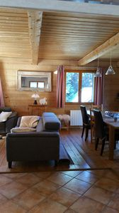 Photo for 3BR Chalet Vacation Rental in Vaujany