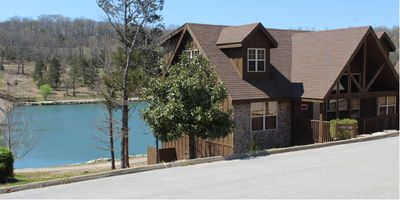 Photo for Branson's Perfect Lakefront Lodge with Beautiful Ozark Mountain View's!