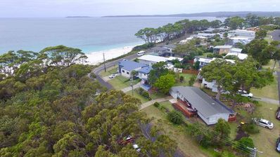 Photo for Elements of Hyams - fully renovated. Water views. 1 minute walk to beach.