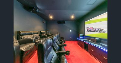 Photo for luxury Sorrento retreat Sorrento best home Theatre