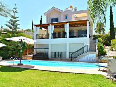Photo for 3BR Villa Vacation Rental in Polis Chrysochous