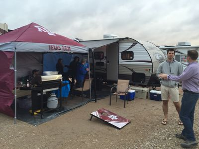 Photo for RV - Tailgate Ready for the A&M vs Auburn Game!!