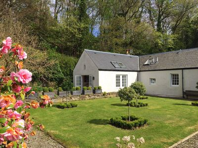 Photo for Spacious cottage - beautiful location, rural yet within easy reach of Crieff.