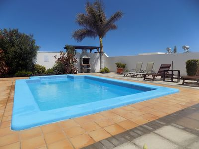 Photo for Stunning Villa With Private Heated Salt Pool And Beautiful Terrace