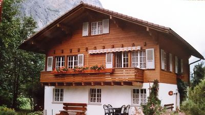 Photo for Apartment in chalet in the Valley of the Falls, WiFi available
