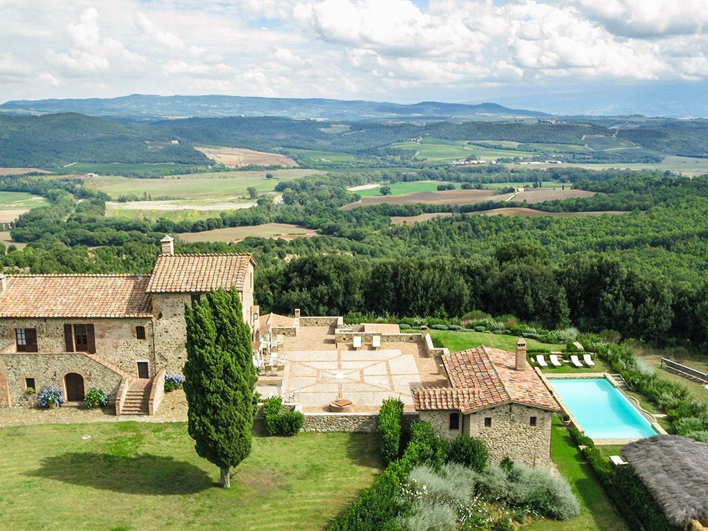 Villas Near Siena Italy villa rental tuscany, siena villa rental, villa with private pool italy,  villa with views tuscany, holiday rental tuscan - civitella paganico
