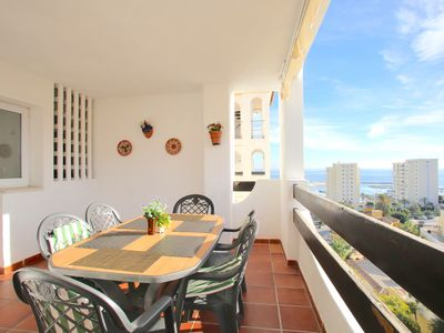 Photo for Great 3 bed apartment, right next to the harbor, with spectacular sea views ...