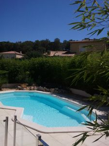 Photo for Superb comfortable house with swimming pool 10 minutes from the center of Montpellier