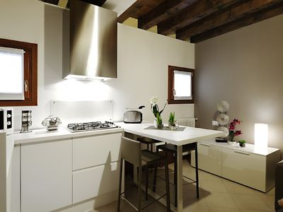 Photo for Rialto Design Suite - Apartment for 2 people in Venice