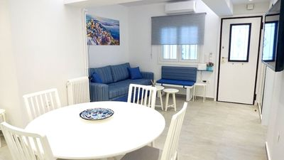 Photo for Cycladic Style Apt in Athens