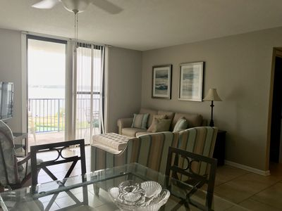 Photo for Enjoy the Beautiful Lagoon View! | Great Rates Available! | Recently Updated