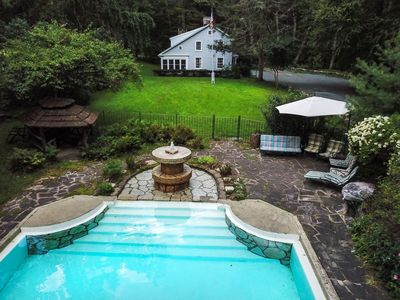 Photo for Blue Springs; secluded 100 acre paradise bordering Minnewaska State Park