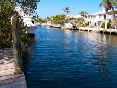 Photo for Beautiful Anna Maria Island Cottage with Deep Water Dock