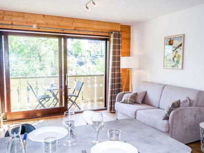 Photo for Apartment Séquoias in Saint Gervais - 2 persons, 1 bedrooms