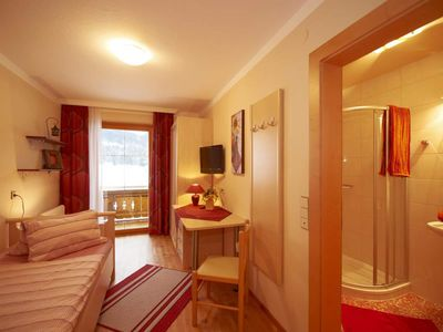 Photo for Single room with shower, WC - Haus Elisabeth
