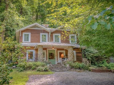 Photo for ARE Vintage Cabin-Vintage Charm In The Heart Of Chimney Rock