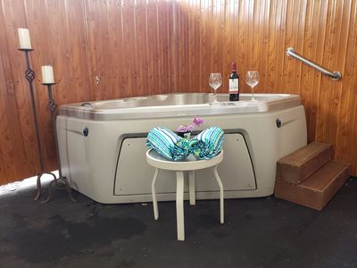 Photo for R & R VACATIONAL # 2 WITH PRIVATE JACUZZI