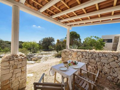 Photo for 592 Trulli le Scalelle - Casa Ovale