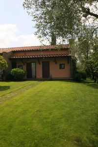 Photo for Duplex house, inside a complex of holiday houses, of about 70 m2, for 4 people