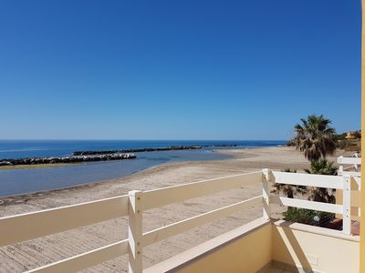Photo for 80sqm apartment on the sea