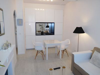 Photo for Cannes 5 Min Walk to Palais Festival & Croisette free WIFI and A/C