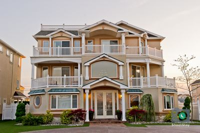 8 Bedroom, 8 Bath Brigantine Beach Mansion...It just doesn't get any better!!