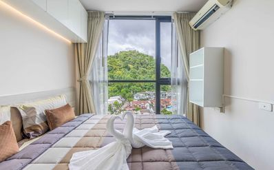 Photo for New luxury bedroom in Phuket Town @ The Base Height