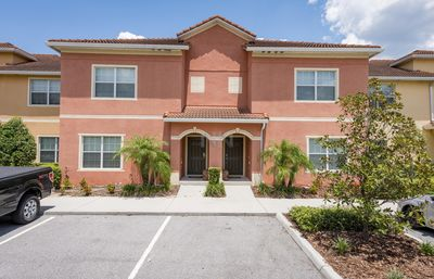 Photo for Beautiful 4BD with private pool, near Disney
