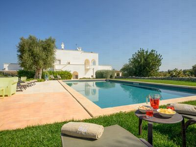 Photo for Melograno: Luxury apartment for rent in Puglia