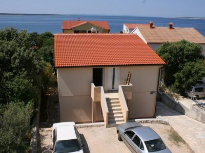 Photo for Apartment in Mandre (Pag), capacity 2+2