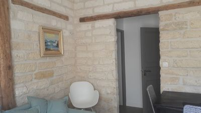 Photo for CLEAR GROUND FLOOR APARTMENT CLOSE TO THE HISTORICAL CENTER