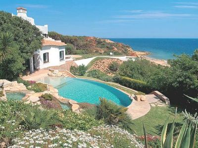 Photo for 6 bedroom Villa, sleeps 13 in Santa Eulália with Pool and Air Con
