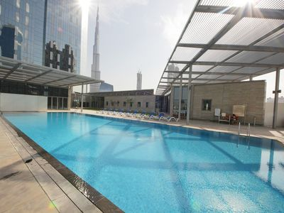 Photo for 2BR Awe-inspiring Apartment in DIFC