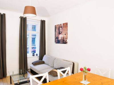 "Photo for Modern apartment in the old building (""Curt"")"
