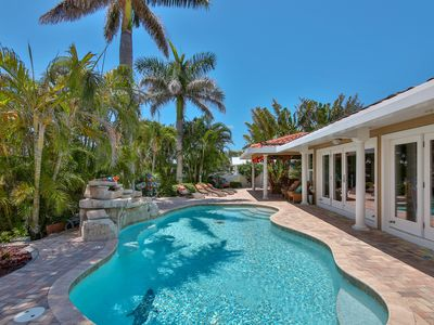 Photo for Waterfront Paradise In The Exclusive Neighborhood Of Key Royale