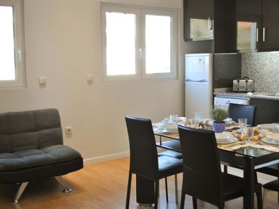 Photo for Apartment with 2 bedrooms in Santa Catarina