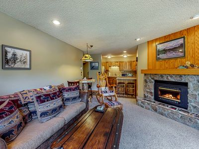 Photo for Beautiful and secluded mountain home w/access to shared amenities!