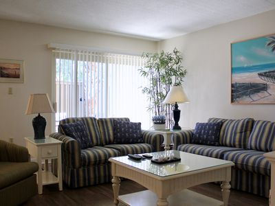 Amazing first floor unit just a short walk to the beach!