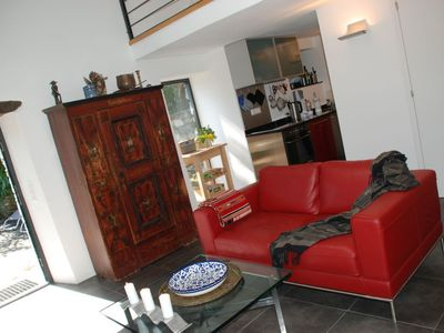 Photo for House 431 m from the center of Brissago with Parking, Internet, Garden, Terrace (650254)