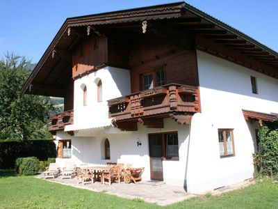Photo for Spacious Chalet in Ried im Zillertal with Garden