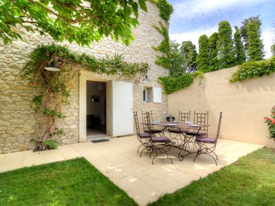 Photo for Vacation home Les Tilleuls in Saint-Rémy-de-Provence - 6 persons, 2 bedrooms