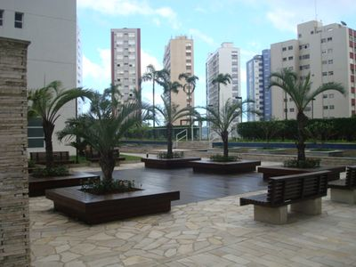 Photo for SANTOS - COND. BEACH FRONT - ALL LEISURE INCLUDED